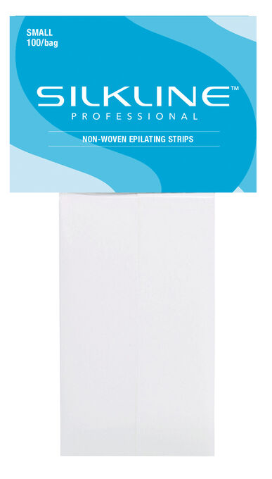 SILKLINE™ PROFESSIONAL EPILATING STRIPS (NON-WOVEN MATERIAL)