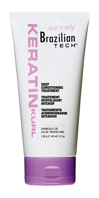 ONE 'N ONLY® KERATIN KURL DEEP CONDITIONING TREATMENT 5.3 OZ