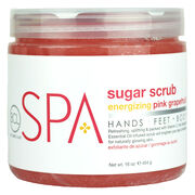 Sugar Scrub - ENERGIZING PINK GRAPEFRUIT