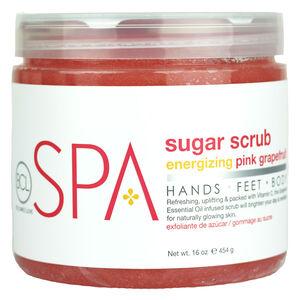 Sugar Scrub - ENERGIZING PINK GRAPEFRUIT