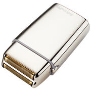 CORD / CORDLESS METAL DOUBLE FOIL SHAVER