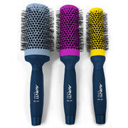 CERAMIC BRUSHES WITH SILICONE GEL HANDLE