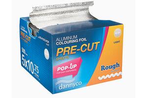 POP-UP PRE-CUT FOIL SHEETS, LIGHT/ 5 X 10.75 IN