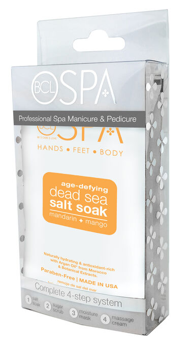 BCL SPA ; MANDARIN & MANGO PACKET BOX ( Age−Defying )