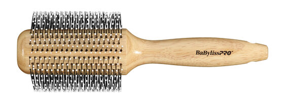 BABYLISSPRO® WOOD BLOW-DRY BRUSH
