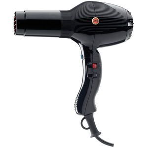 THE HOTTEST HAIRDRYER, WITH TOURMALINE COATED GRILL