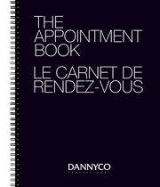 DANNYCO APPOINTMENT BOOK (4 COLUMNS)