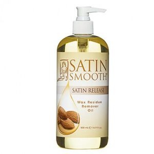 SATIN SMOOTH™ WAX RESIDUE REMOVER OIL 16 OZ – SATIN RELEASE