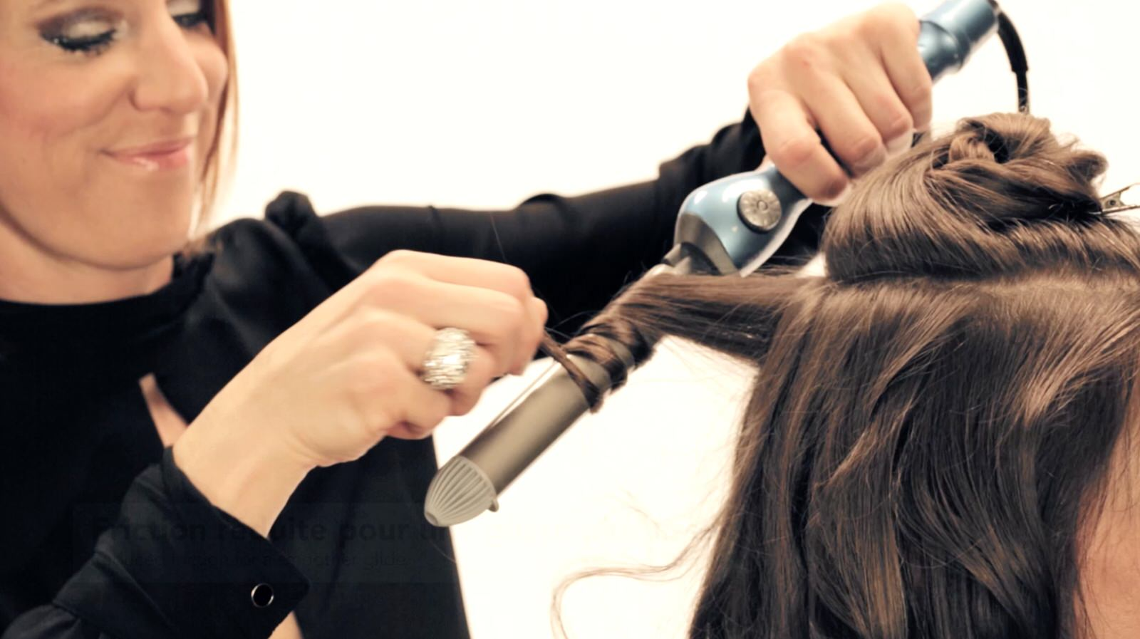 Clip/Clipless Curling Iron by BaBylissPRO®