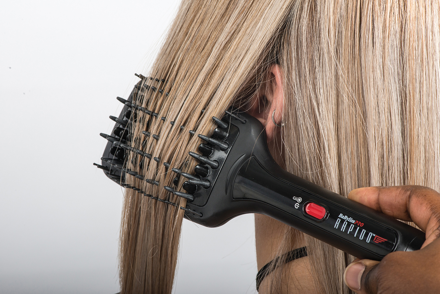 """YES, THE STRAIGHTENING BRUSH IS FINALLY HERE…"""