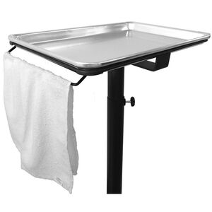 MOBILE TRAY ACCESSORY HOLDER - TOWEL HOLDER