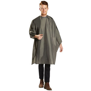 DELUXE CUTTING CAPE GRAY