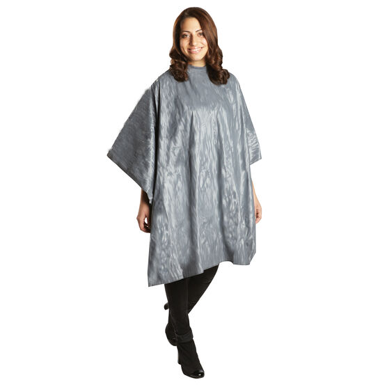 EXTRA-LARGE ALL-PURPOSE WATERPROOF CAPE GRAY (48″ X 58″)