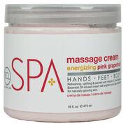 Massage Cream - ENERGIZING PINK GRAPEFRUIT