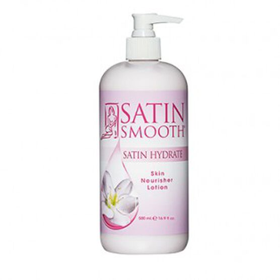 SATIN SMOOTH™ SKIN NOURISHER LOTION WITH SPF 3, 16 OZ – SATIN HYDRATE