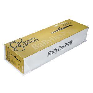 BaBylissPRO® Graphite Titanium 1 Ionic Curling Iron