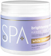 BCL SPA WHITE RADIANCE BRIGHTENING CREAM 16 oz