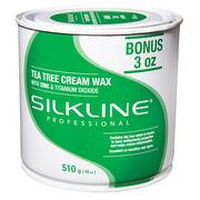 TEA TREE CREAM wax with Zinc Oxide & Titanium Dioxide
