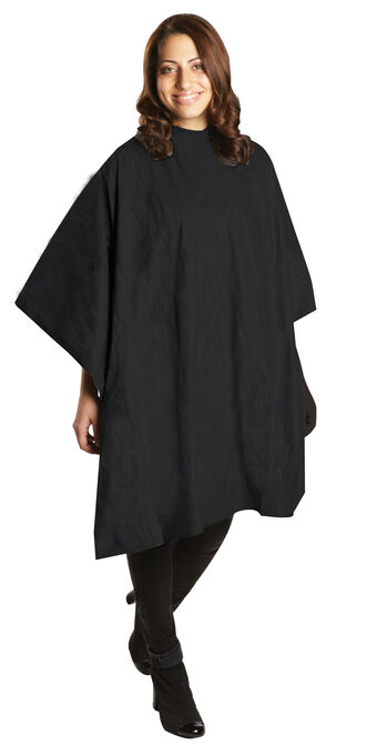 LE PRO EXTRA-LARGE ALL-PURPOSE WATERPROOF CAPE BLACK (48″ X 58″)