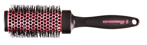 "DENMAN® LARGE ""SQUARGONOMICS"" CERAMIC THERMAL BRUSHES"