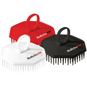 MASSAGE BRUSHES FOR SHAMPOO AND SCALP