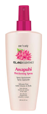 ONE 'N ONLY™ ISLAND ESSENTIALS™ AWAPUHI THICKENING SPRAY