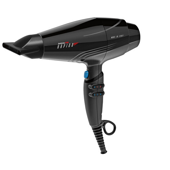 BaBylissPRO® Rapido® High Performance Hairdryer