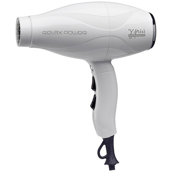 POWERFUL & QUIET NANO-SILVER HAIRDRYER