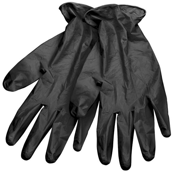 Disposable vinyl gloves (large)