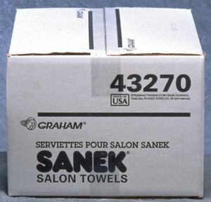 GRAHAM BEAUTY PREMIUM™ QUALITY MULTI-PURPOSE PAPER TOWELS