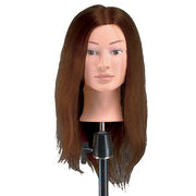 DELUXE MANNEQUIN WITH BROWN HAIR