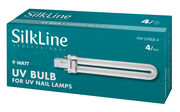 SILKLINE™ PROFESSIONAL AMPOULE UV UNIVERSELLE DE 9 WATTS