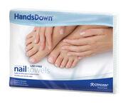 GRAHAM BEAUTY™ HANDSDOWN®  NAIL CARE TOWELS