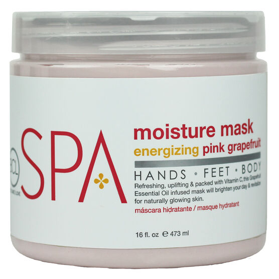 Masque hydratant - PAMPLEMOUSSE ROSE ÉNERGISANT