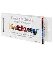 KWICKWAY™ FEUILLES BALAYAGE 10 po sur 5 po (150 bandes) (BLANC)