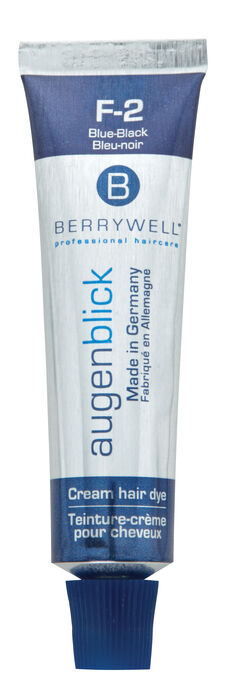 BERRYWELL ® PROFESSIONAL ENHANCES THE COLOUR DEPTH OF BLACK AND LEAVES A BLUE SHEEN (1/2 OZ)