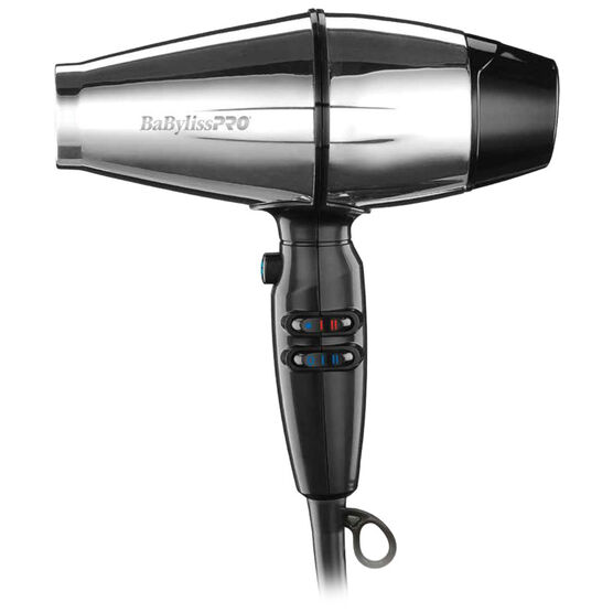 STAINLESS STEEL HAIRDRYER