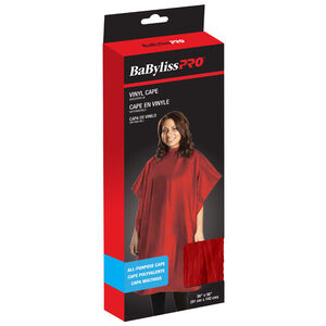 """ALL-PURPOSE WATERPROOF CAPE RED (36 X 56"""")"""