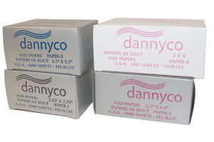 DANNYCO END PAPERS DISPENSER BOX