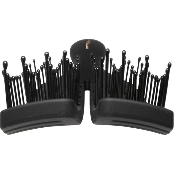 CURVED VENT BRUSH