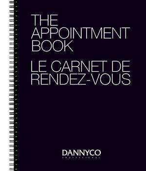 DANNYCO CARNET DE RENDEZ-VOUS (4 COLONNES)