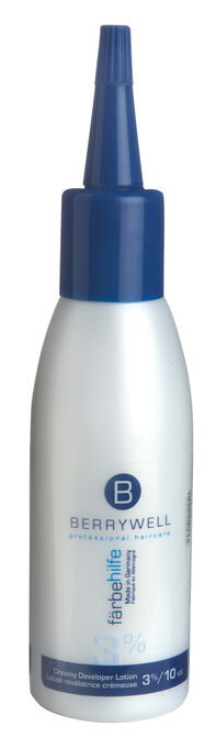 BERRYWELL® PROFESSIONAL HAIRCARE AUGENBLICK DEVELOPER LOTION