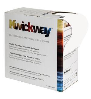 "KWICKWAY™ ROLL DISPENSER 3-3/4"" x 445' roll (WHITE)"