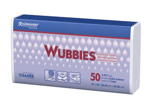 GRAHAM BEAUTY™ WUBBIES VALUE-PRICED MULTI-PURPOSE PAPER TOWELS